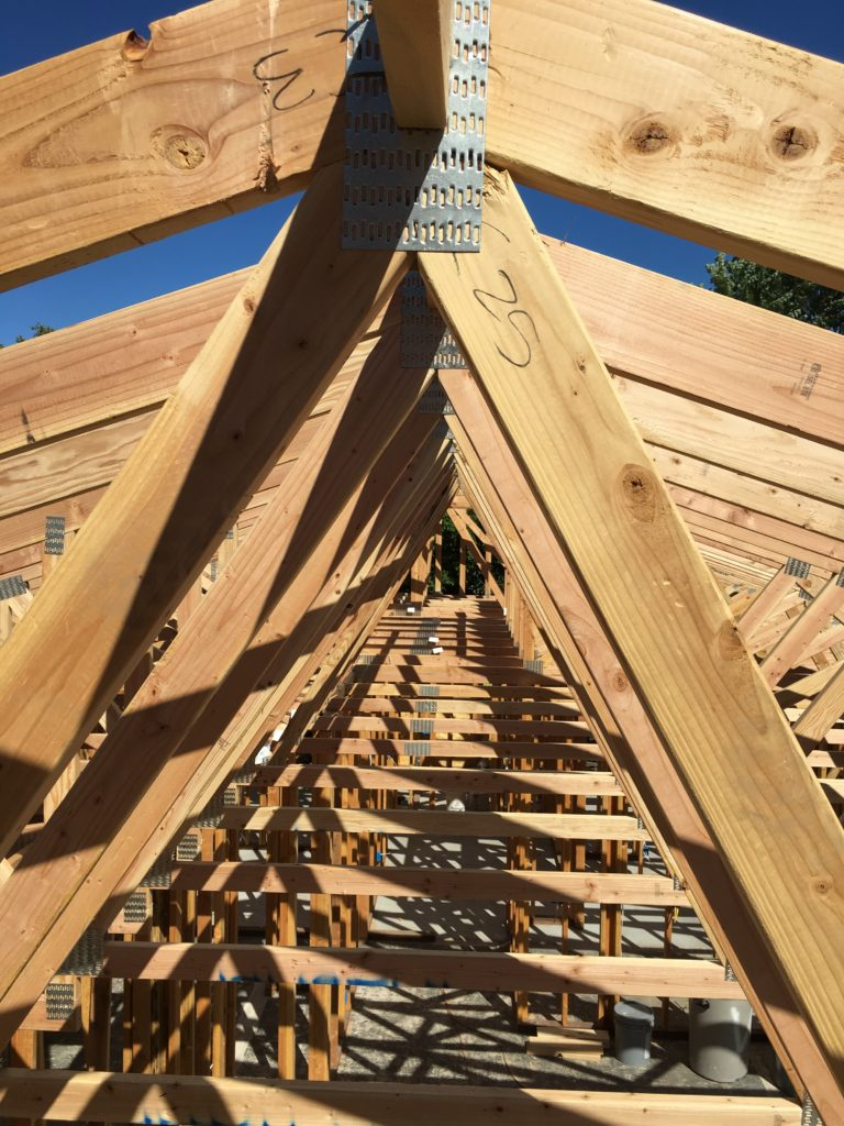 You Can Learn Something About Life from a Roof Truss